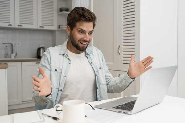 portrait-handsome-male-working-from-home